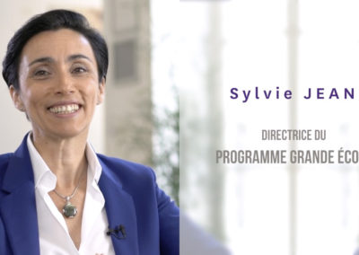 Interview de Sylvie Jean