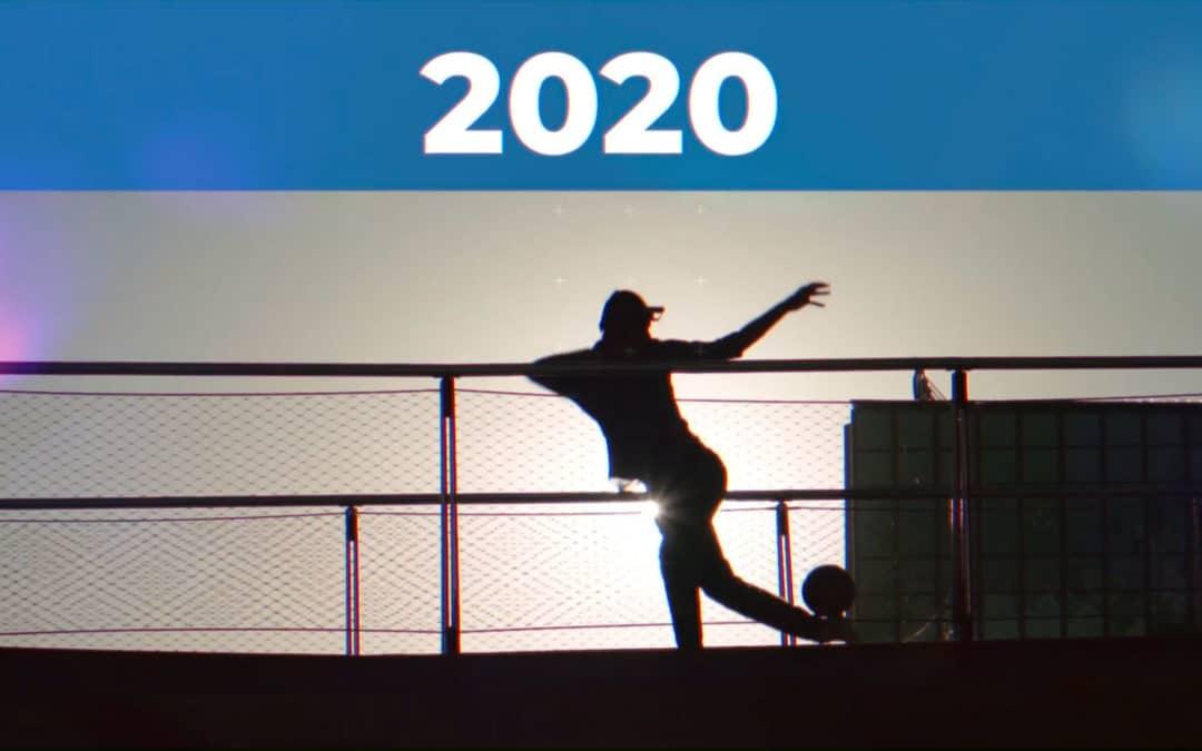 Vœux vidéo Aulofilms 2020