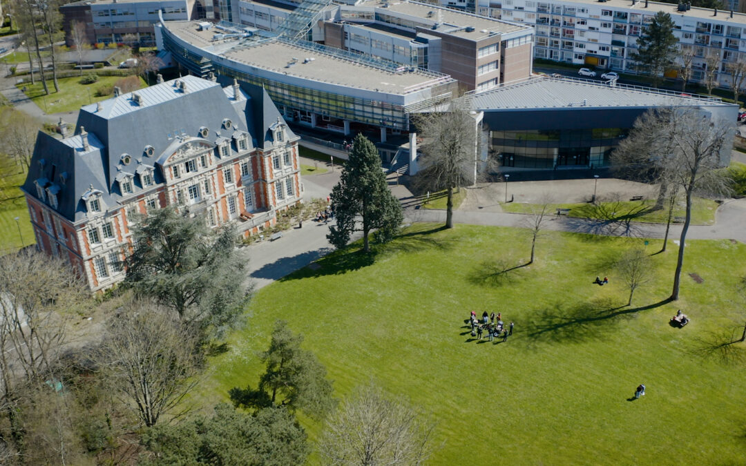 Les campus de NEOMA
